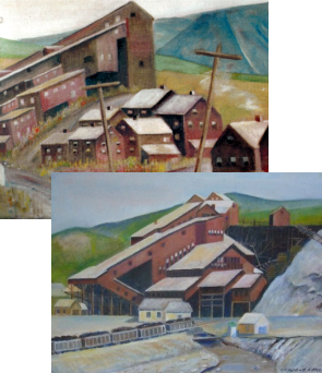 Shenandoah Paintings