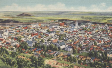 The Town of Shenandoah